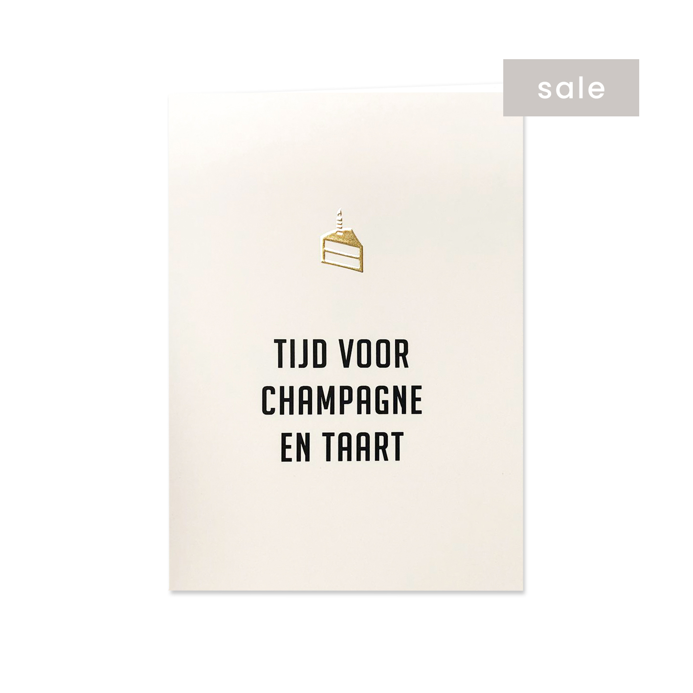 Champagne Taart
