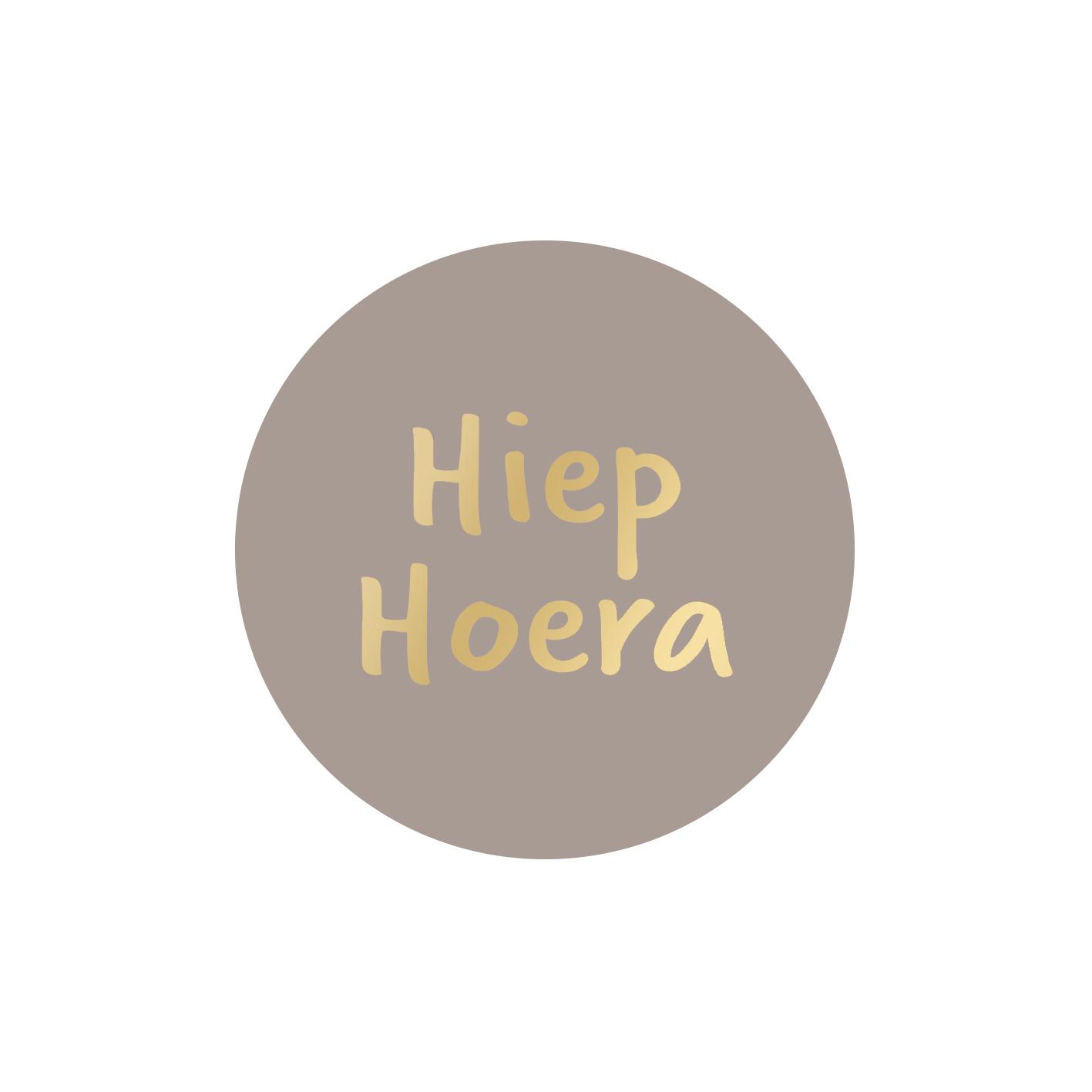 Sticker Hiep Hoera