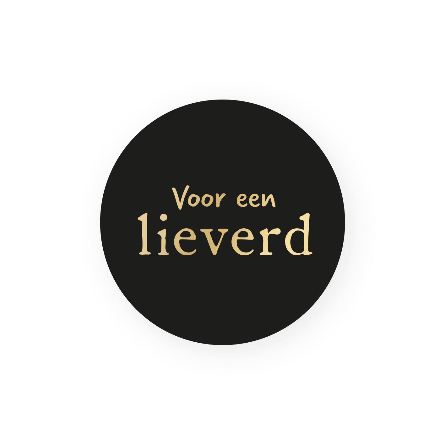 Sticker Lieverd